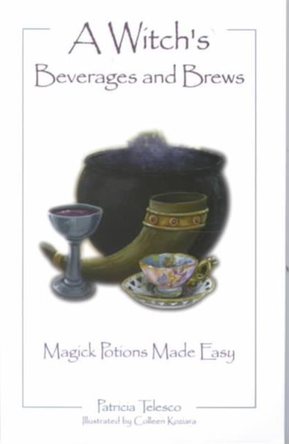 Witch's Beverages and Brews