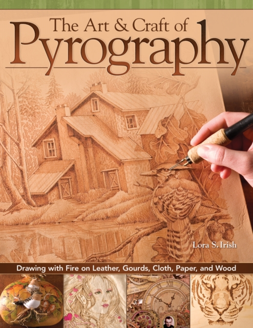 Art & Craft of Pyrography