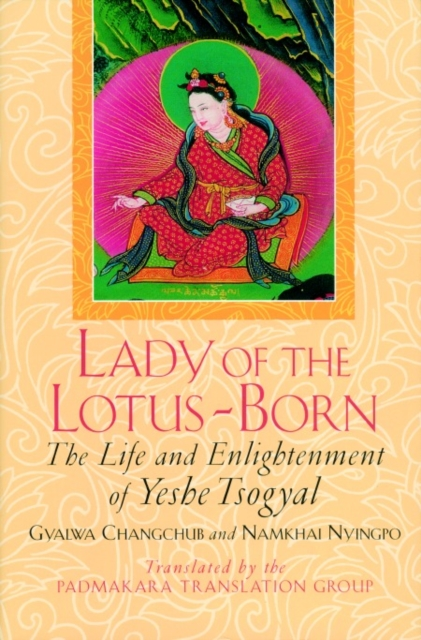 Lady of the Lotus-Born