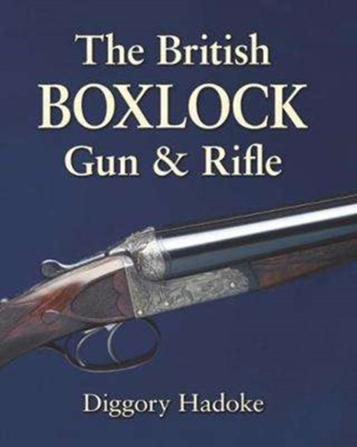 British Boxlock Gun & Rifle