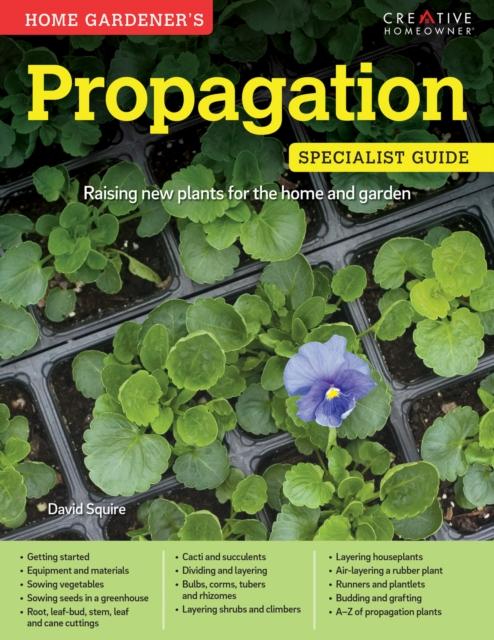 Home Gardeners Propagation