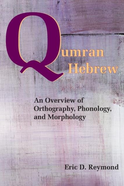 Qumran Hebrew