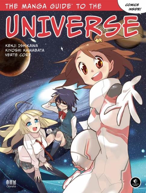 Manga Guide To The Universe