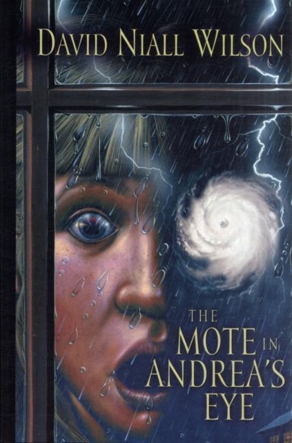 Mote in Andrea's Eye