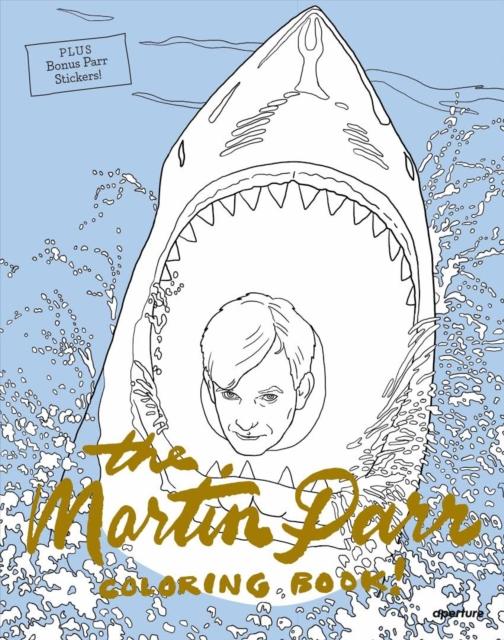 Martin Parr Coloring Book!