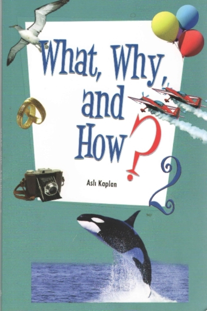 What, Why, and How 2