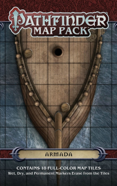 Pathfinder Map Pack: Armada