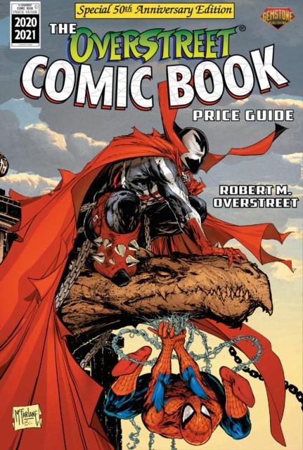 Overstreet Comic Book Price Guide Volume 50 - Spider-Man/Spawn