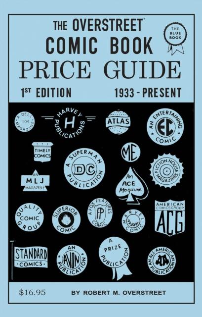 Overstreet Comic Book Price Guide #1