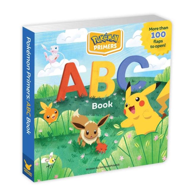 Pokemon Primers: ABC Book