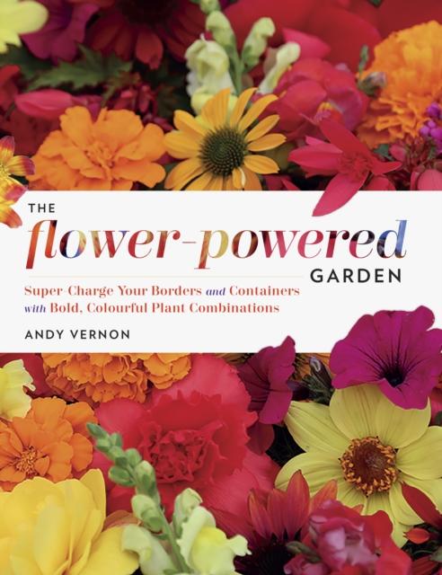 Flower-Powered Garden