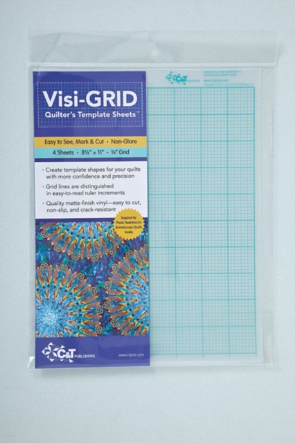 Visigrid Quilters Template Sheets