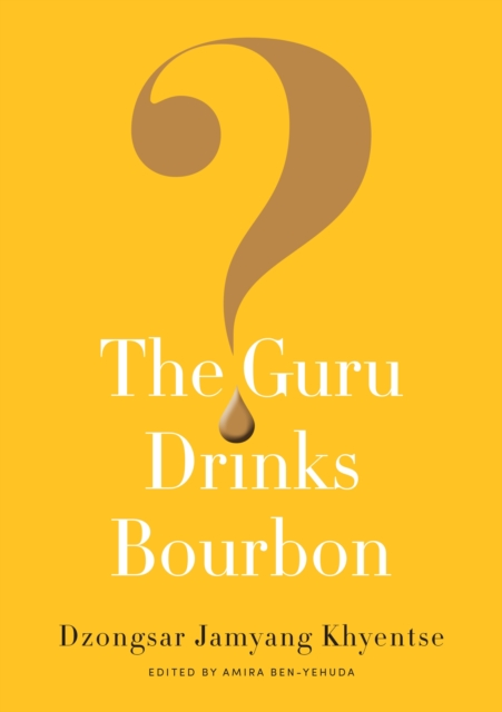Guru Drinks Bourbon?