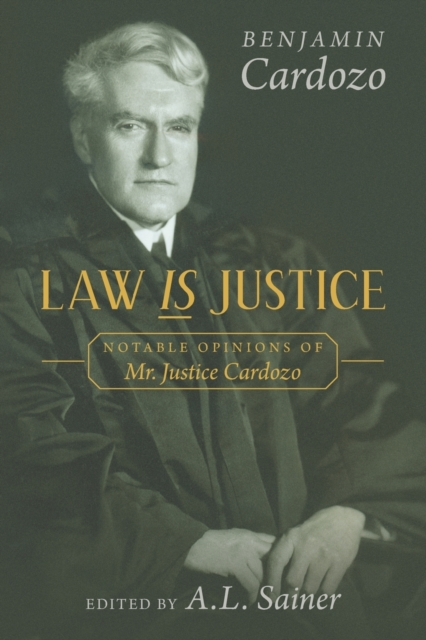 Law is Justice