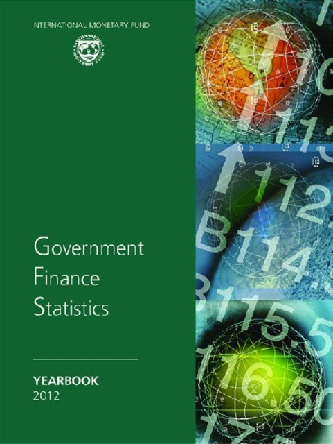 Government finance statistics yearbook 2012