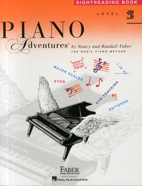 Piano Adventures Level 2b - Sightreading Book