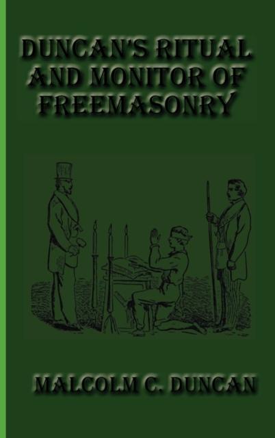 Duncan's Ritual and Monitor of Freemasonry