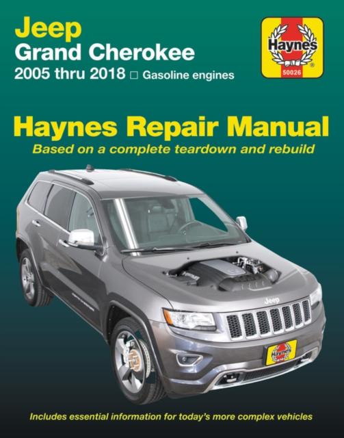 Jeep Grand Cherokee ('05-'18)