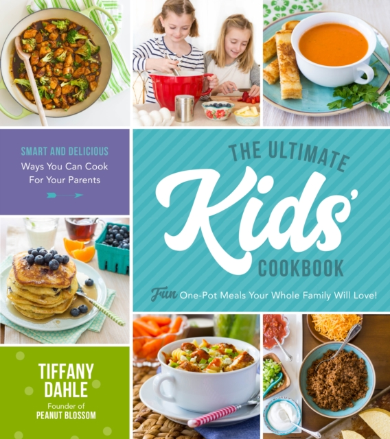 Ultimate Kids' Cookbook