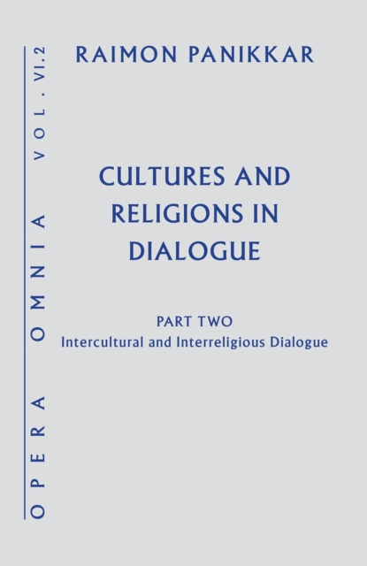 Cultures and Religions in Dialogue