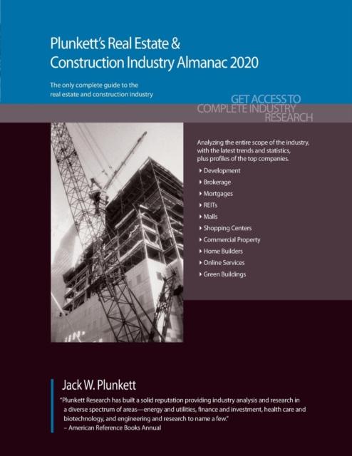Plunkett's Real Estate & Construction Industry Almanac 2020