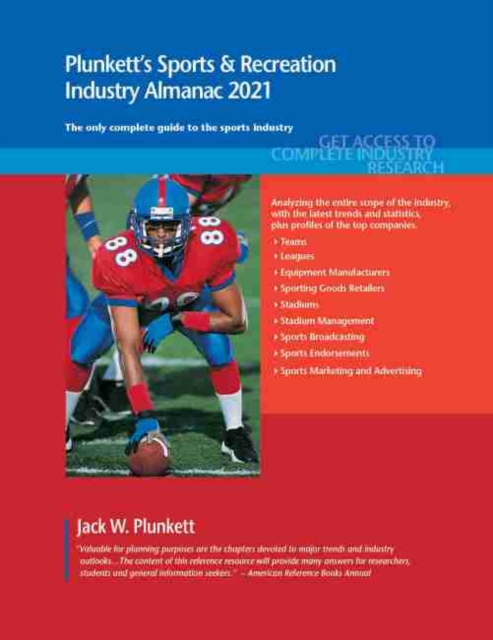 Plunkett's Sports & Recreation Industry Almanac 2021