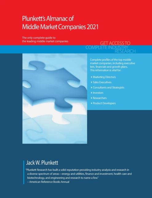 Plunkett's Almanac of Middle Market Companies 2021