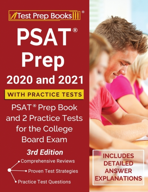 PSAT Prep 2020 and 2021 with Practice Tests