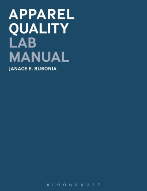 Apparel Quality Lab Manual
