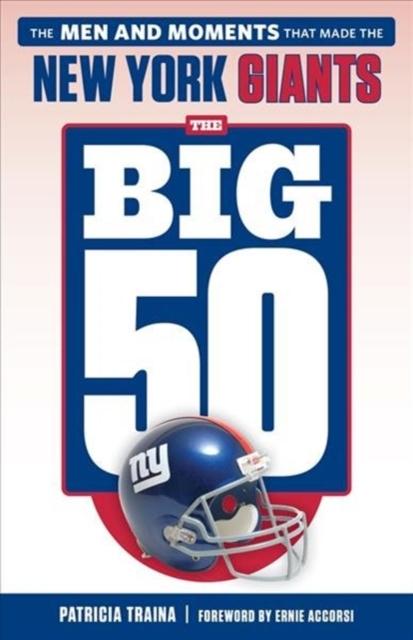 Big 50: New York Giants