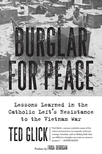 Burglar For Peace