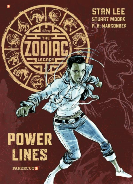 ZODIAC LEGACY HC VOL 02 POWER LINES