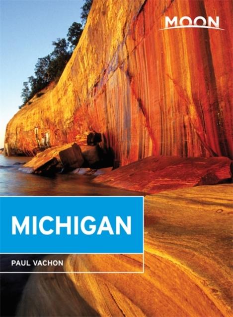 Moon Michigan (Sixth Edition)