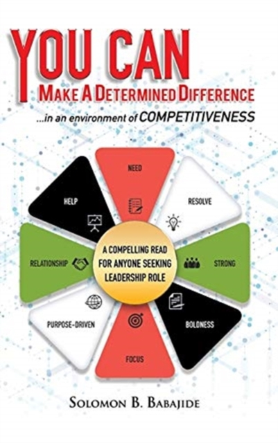You Can Make a Determined Difference