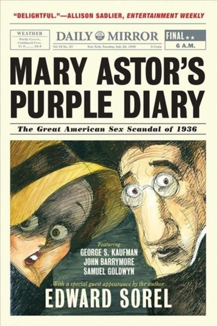 Mary Astor's Purple Diary