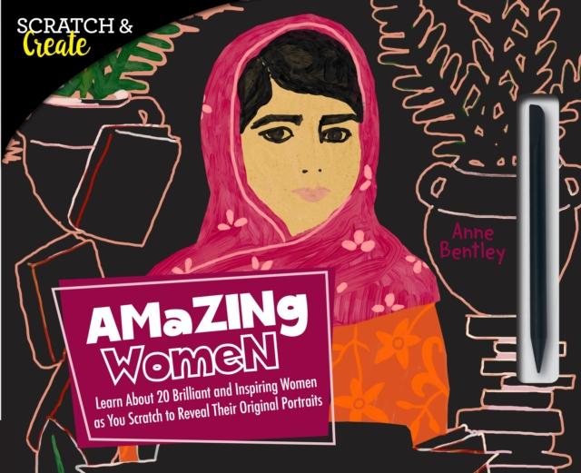 Scratch & Create: Amazing Women