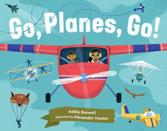 Go, planes, go!