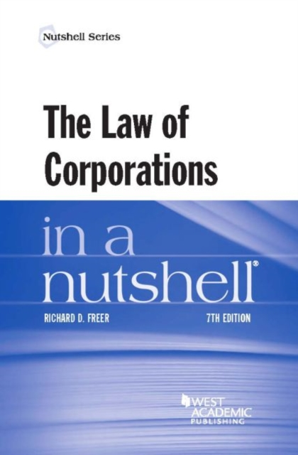 Law of Corporations in a Nutshell