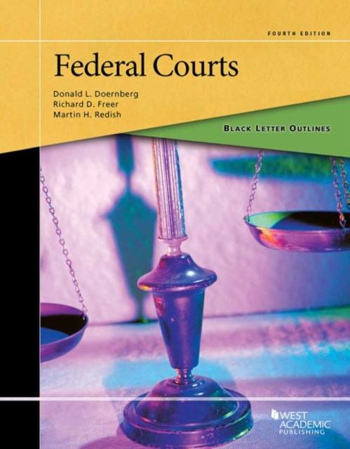 Black Letter Outline on Federal Courts