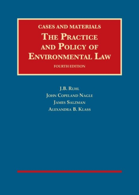 Practice and Policy of Environmental Law