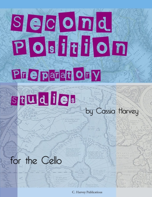 Second Position Preparatory Studies for the Cello