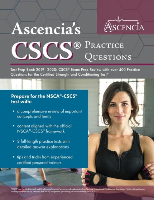 CSCS Practice Questions Test Prep Book 2019-2020