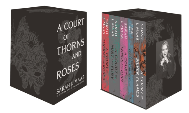 COURT OF THORNS & ROSES HARDCOVER BOX SE