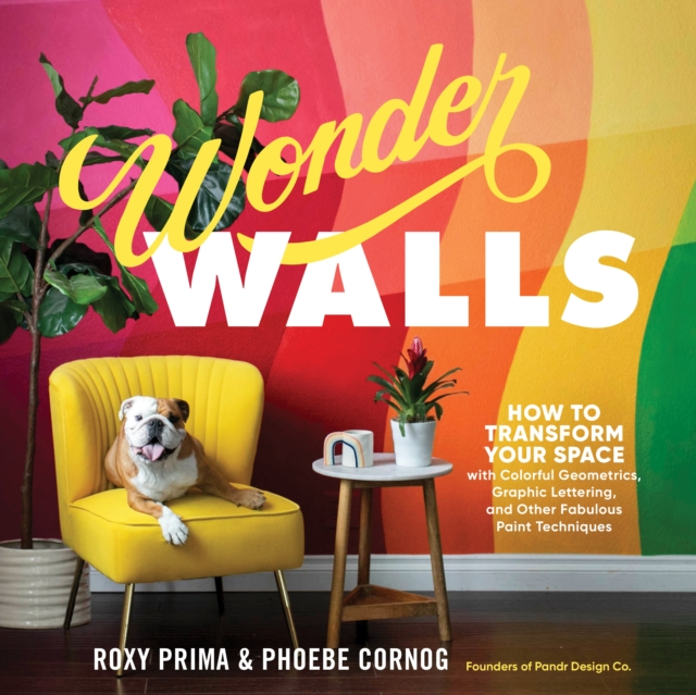 Wonder Walls: How to Transform Your Space with Colorful Geometrics, Graphic Lettering and Other Fabulous Paint Techniques