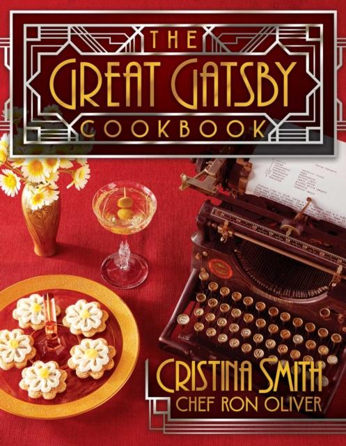 Great Gatsby Cookbook