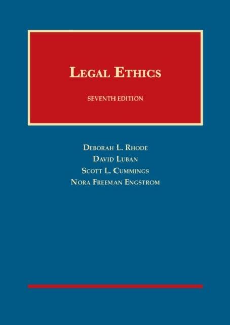 Legal Ethics - CasebookPlus