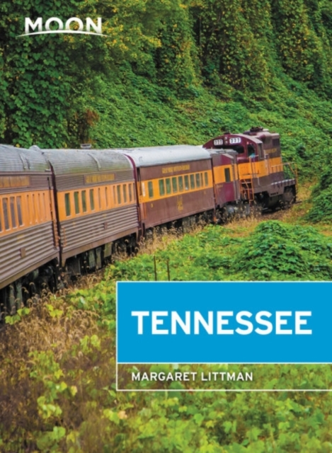 Moon Tennessee (Eighth Edition)