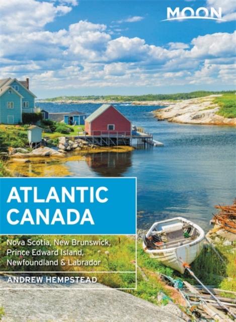 Moon Atlantic Canada (Tenth Edition)