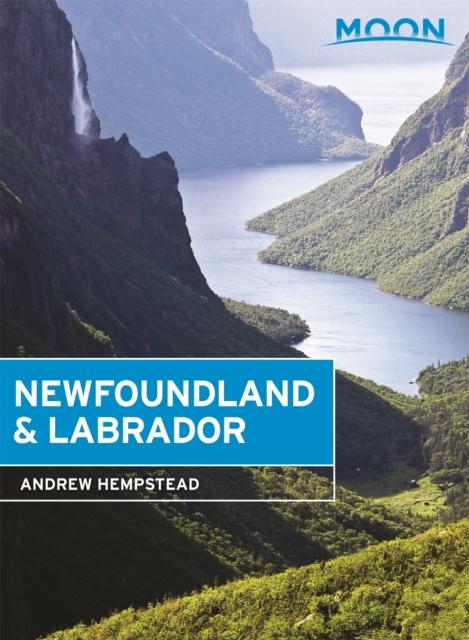 Moon Newfoundland & Labrador (Second Edition)