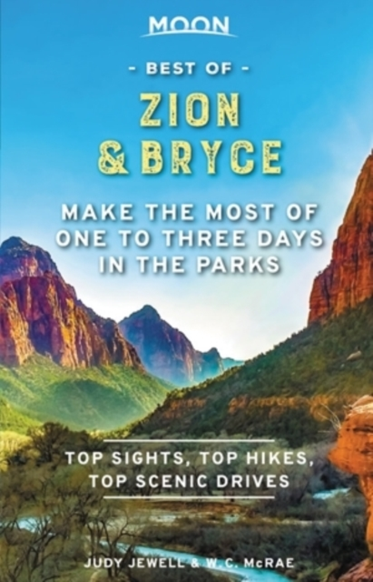 Moon Best of Zion & Bryce (First Edition)
